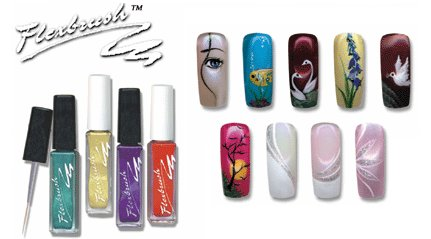 Liners pour Nail Art